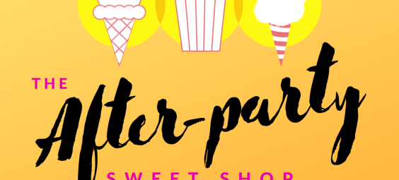 The After-Party Sweets Shop Logo