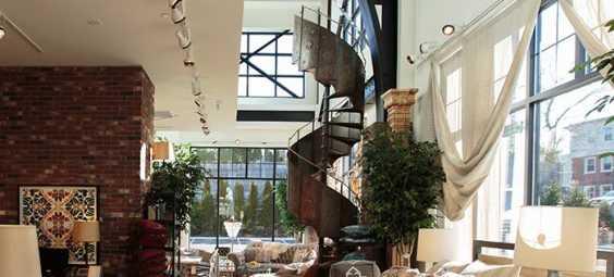 Arhaus Interior