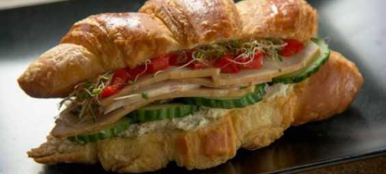 Best Regards Bakery - Sandwich