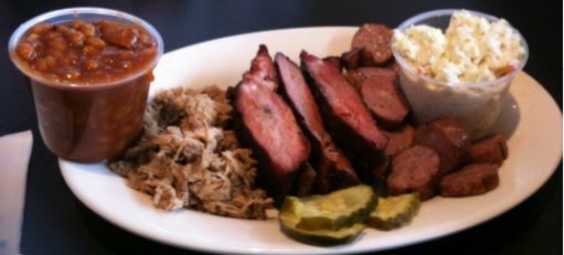 Brobecks BBQ - Meat Platter