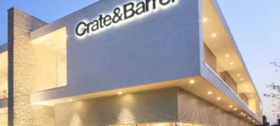 Crate and Barrel Exterior