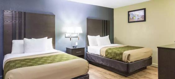 Econolodge Double Room