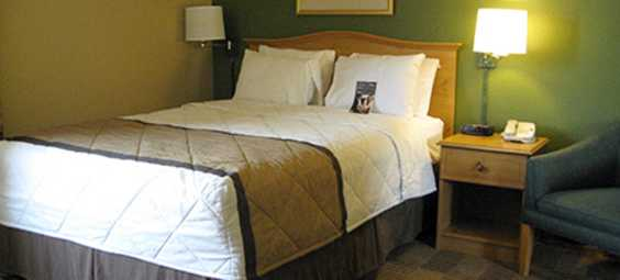 Extended Nall Guestroom