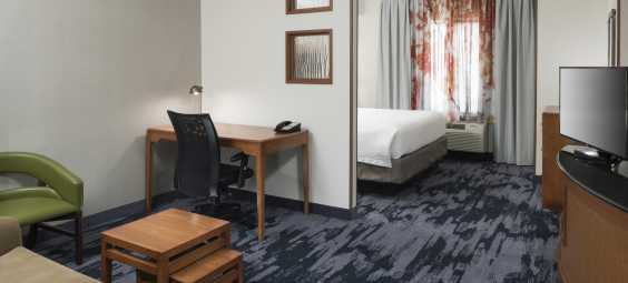 Fairfield Inn and Suites King Suite