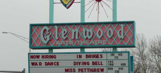 Glenwood Arts Theater Overland Park