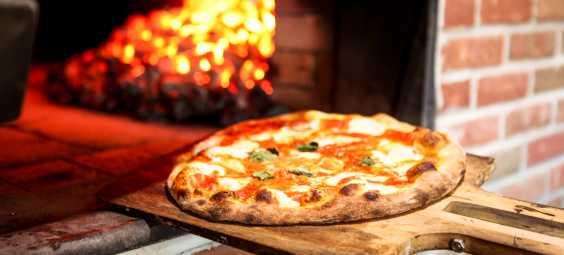 Grimaldi's Pizza Oven