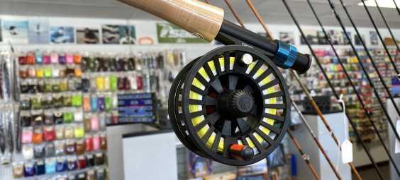 K & K Flyfishers Rod