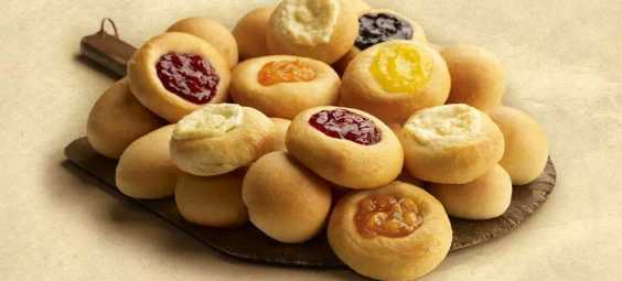 Kolache Factory Pastries