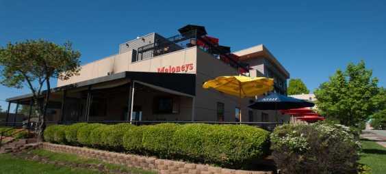 Maloney's Exterior