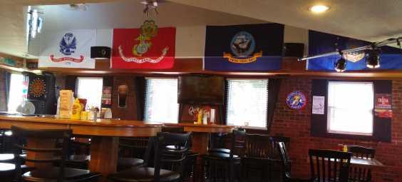 McGuire's Tavern interior