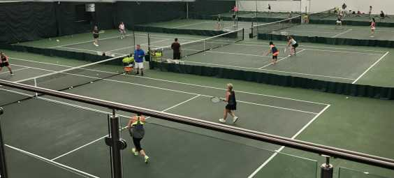 Racquet Club Indoor Tournament