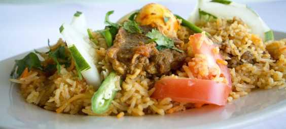 Spice N Rice Lamb Biryani