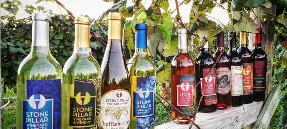 Stone Pillar Wines