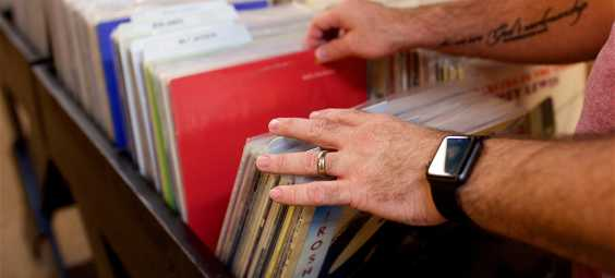 Hands in Records