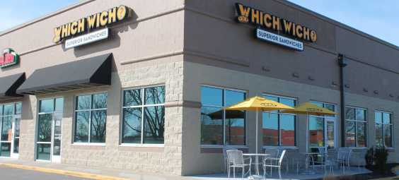 Which Wich Exterior
