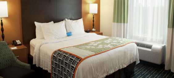 Fairfield Guestroom