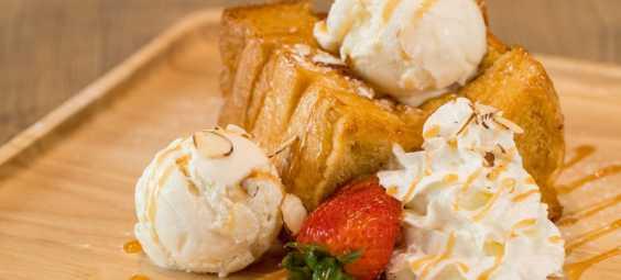 i am dessert cafe overland park honey toast