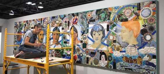 interurban arthouse mural