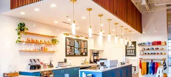 Summer Moon Coffee Shop