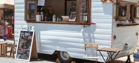the wild way coffee camper