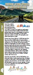 Scenic Byways brochure