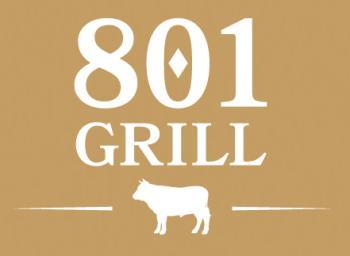 801 Grill Logo