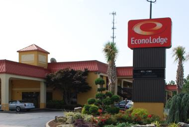 Econo Lodge - Stockbridge