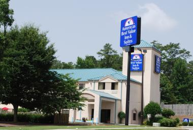 America's Best Value Inn & Suites exterior