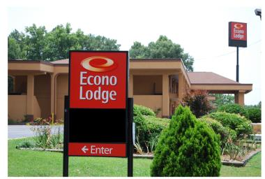 Econo Lodge - Forest Park