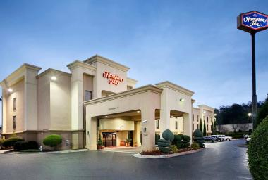 Hampton Inn Atlanta-Stockbridge Exterior
