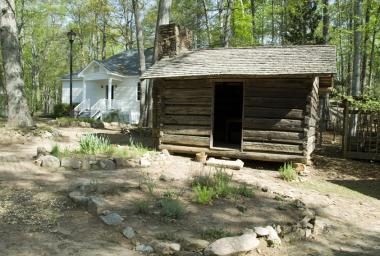 Kitchen and One Room School House