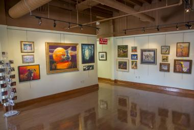 Arts Clayton Gallery