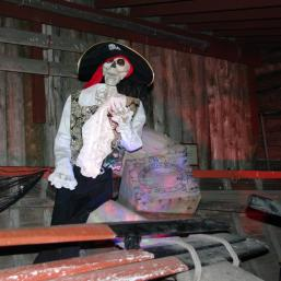 Fort la Reine Ghost Walk