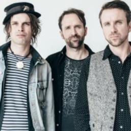 The Trews perform at 103rd Grey Cup Festival