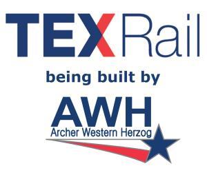 TEXRail Logo
