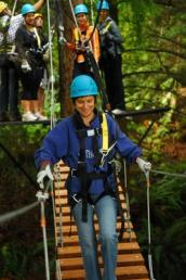 5 Places to Zip Line near the Greater Seattle Area and Puget Sound Bellevue Zip Tour