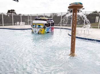 Ann Dever Park Splash Pad
