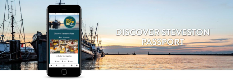 Discover Steveston Passport