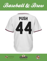 Push Maryland Brew Scorecard Jersey