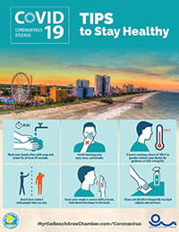 Tips To Stay Healthy flyer