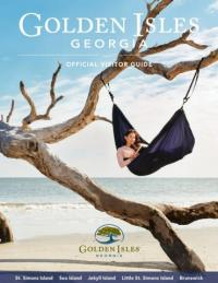 2015 Golden Isles Visitor Guide