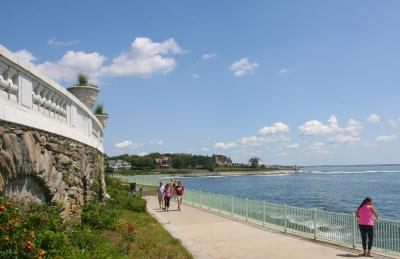 Cliff Walk-Newport