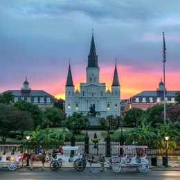 Hotel Meeting Spaces in New Orleans