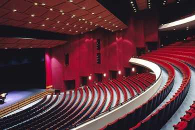 Koger Center for the Arts - Inside