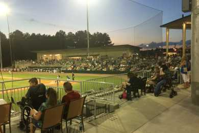 Lexington County Baseball Stadium