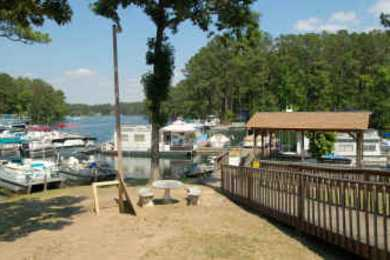 Siesta Cove Marina and Campground