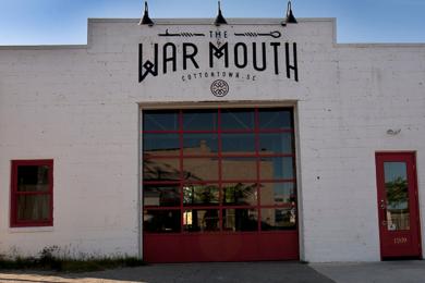 War Mouth Exterior