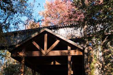 Bridge at Cayce Riverwalk