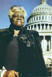 Mary McLeod Bethune Historic Landmark