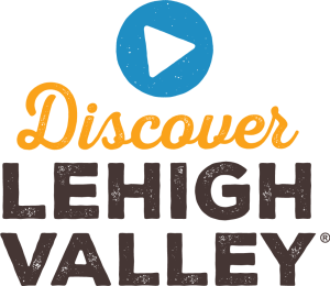 Discover Lehigh Valley stacked logo